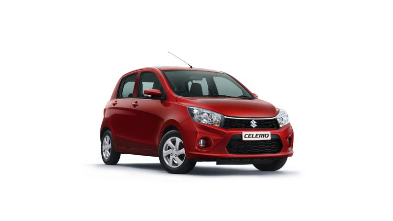 New Maruti Suzuki Celerio launched at Rs 4.15 lakhs