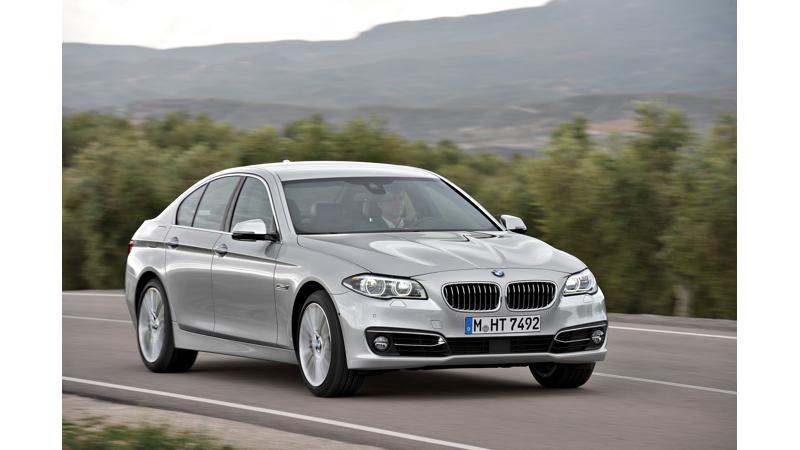 BMW 5 Series petrol variant now available at Rs 54 lakh