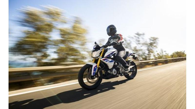 BMW unveils the new G 310 R - its first roadster under 500cc