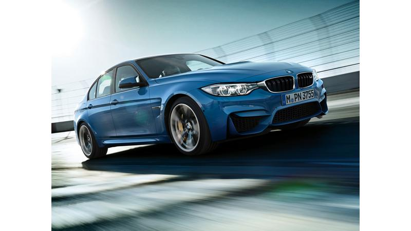 BMW launches 2015 M3 at Rs 1.19 crore and M4 Coupe at Rs 1.21 crore in India