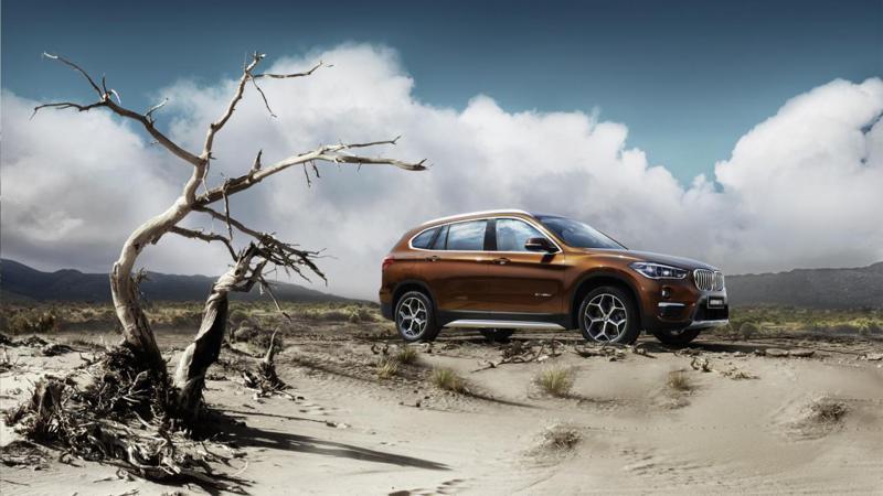 BMW X1 LWB bows into China
