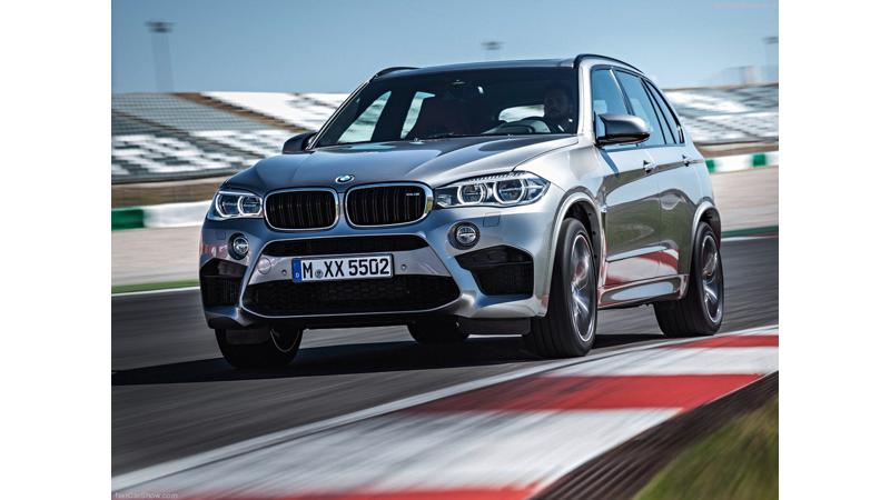 New BMW X5 Expected in 2017
