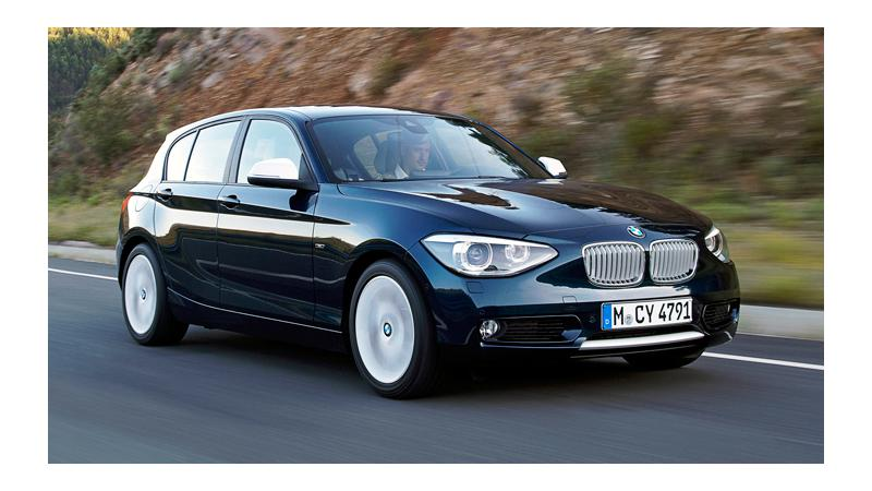 BMW 1 Series to make Indian debut in a couple of months