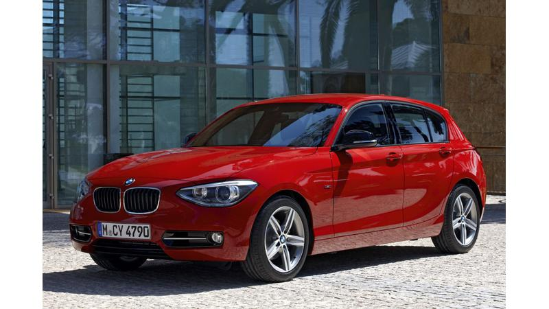 BMW India starts marketing for its much awaited 1 Series hatchback