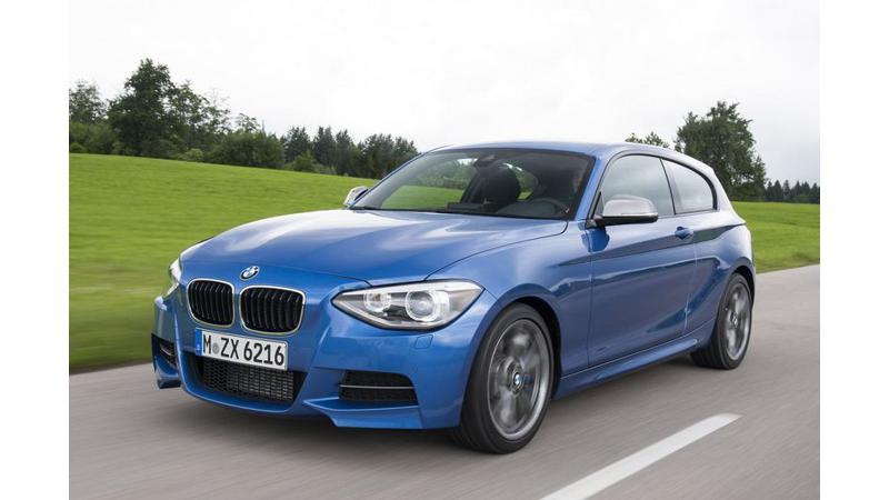 Launch of BMW 1 Series around the corner