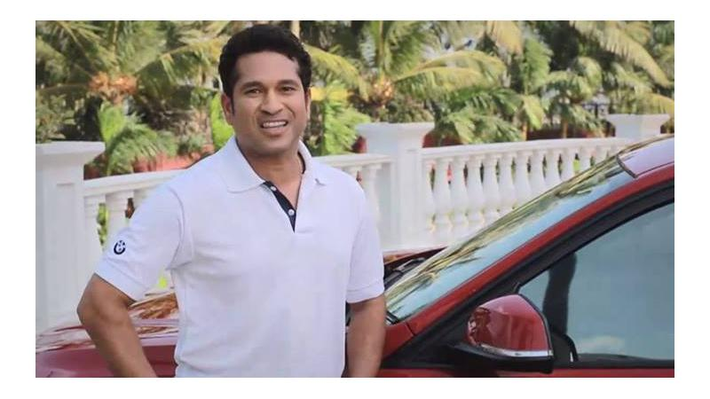 Sachin Tendulkar reveals his fascination with the BMW 1 Series