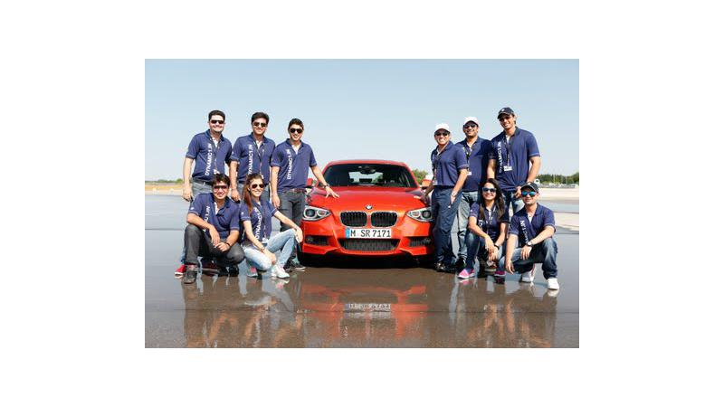 THE DYNAMIC 1 EXPERIENCE contest promotes BMW 1 Series