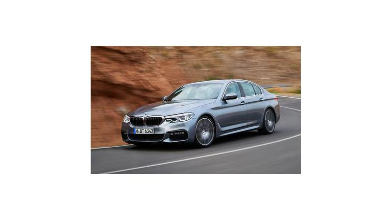 BMW to launch all-new 5 Series by end of June