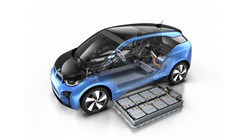 BMW collaborates with Solid Power for solid-state batteries