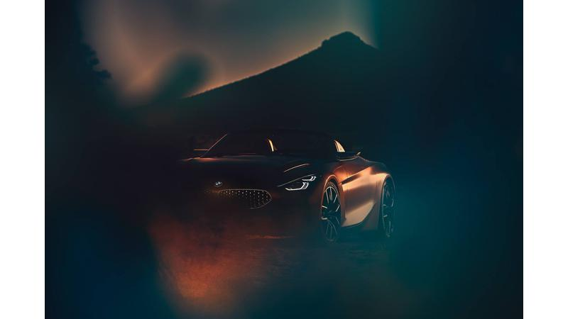 BMW to unveil the all-new Z4 Concept tomorrow