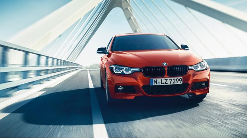 BMW adds three new edition trims for 3 Series