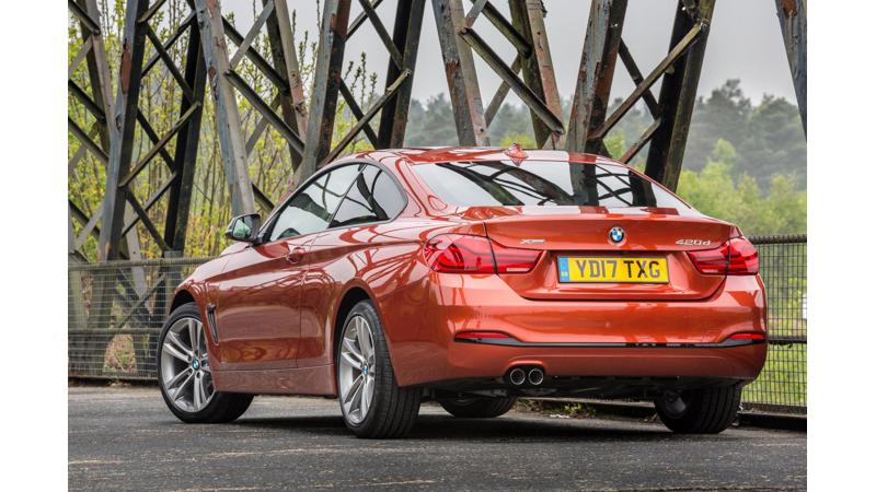 2017 BMW 4 Series unveiled