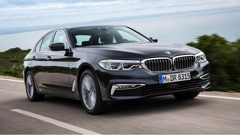 BMW to launch 2017 5 Series in India on 29 June