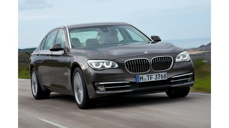 BMW 7 Series facelift to be launched in India on April 25
