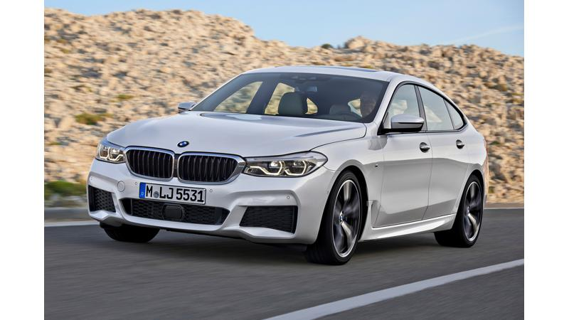 BMW 6 Series GT debuts, to replace 5 Series GT