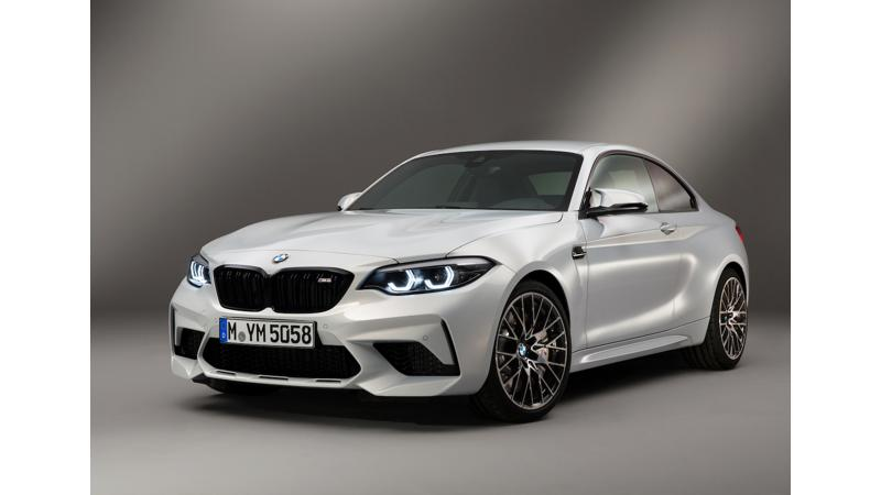 BMW to launch the M2 Competition in India soon