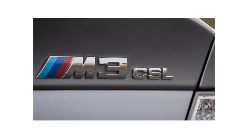 BMW revives CSL badge for M-badged cars