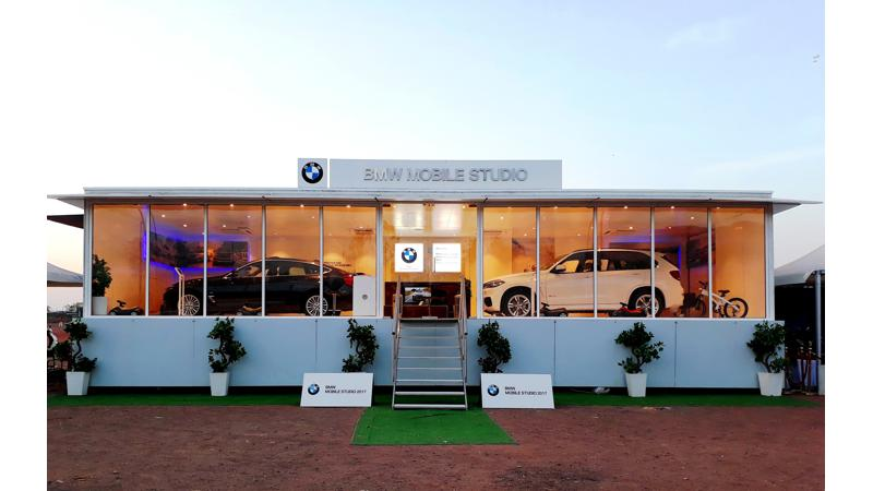 Rohtak to play host for BMW Mobile Studio