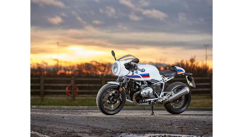 BMW R nineT Racer and K 1600 B launched