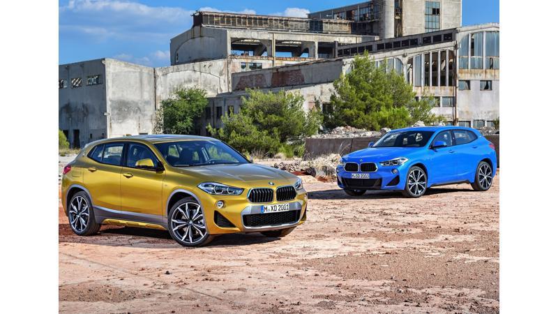 BMW reveals its Detroit Motor Show line-up