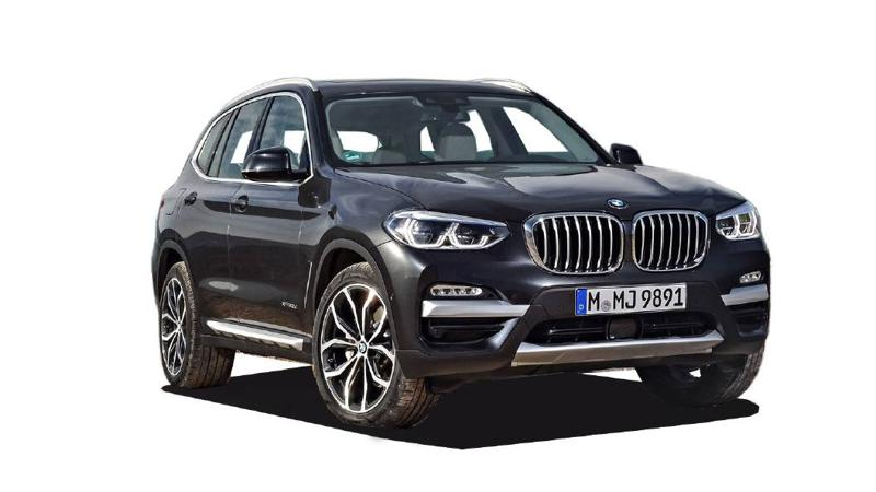 BMW expects 50 per cent sales weightage from the X Series