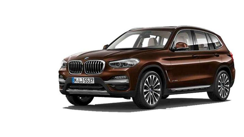BMW India launches X3 xDrive30i SportX variant at Rs 56.50 lakh