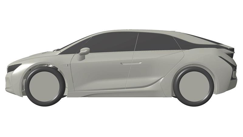 Third BMW i car revealed