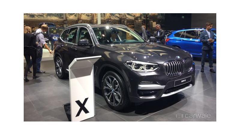 BMW Auto Expo 2018 lineup revealed