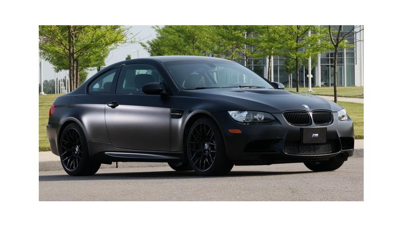 BMW Ends Production of the BMW M3 Coupe