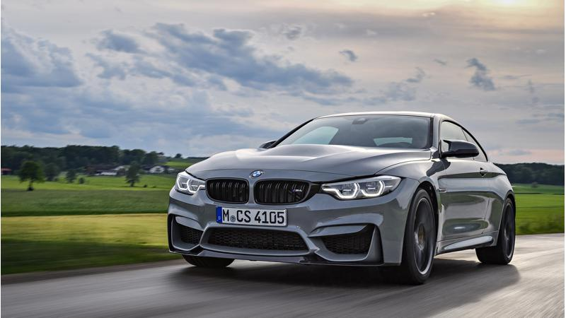 BMW M4 CS Photo Gallery