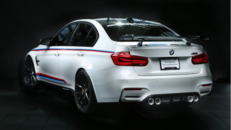 BMW to reveal M Performance accessories at the 2016 SEMA Show