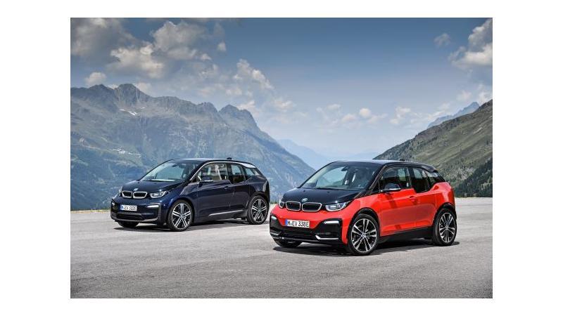 2018 BMW i3 and i3s revealed