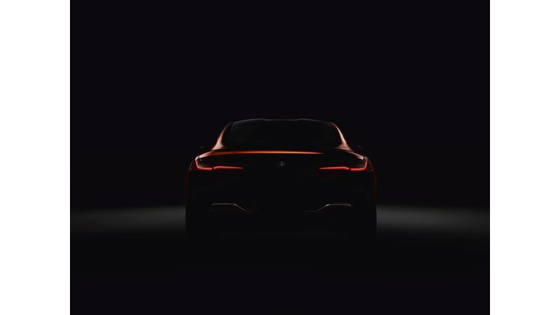BMW 8 Series officially teased undergoing dynamics testing