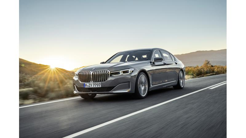 BMW 7 Series facelifted launched in India at Rs 1220000