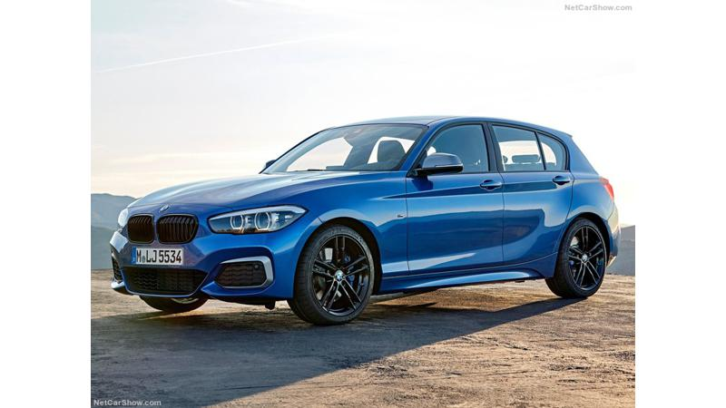 Updated BMW 1 Series to make European debut in July