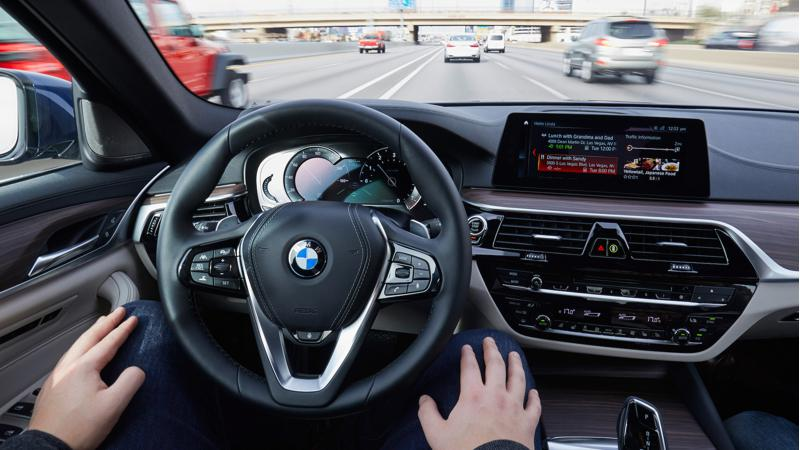 BMW to launch their fully self-driving car in 2021