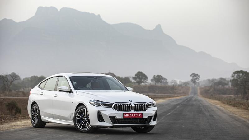 New BMW 6 Series GT launched in India at Rs 67.90 lakh
