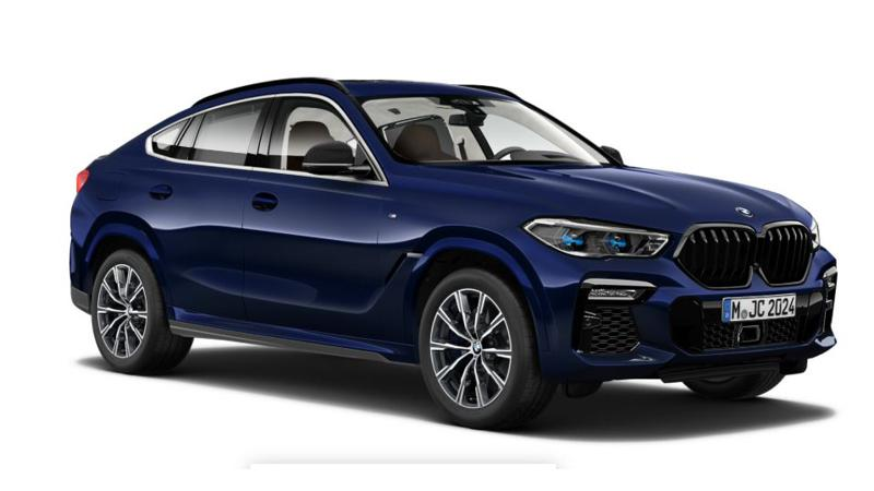 New-gen BMW X6 launched in India at Rs 95 lakh