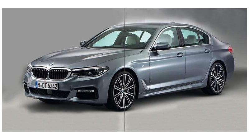 2018 BMW 5 Series makes unofficial web debut ahead of reveal