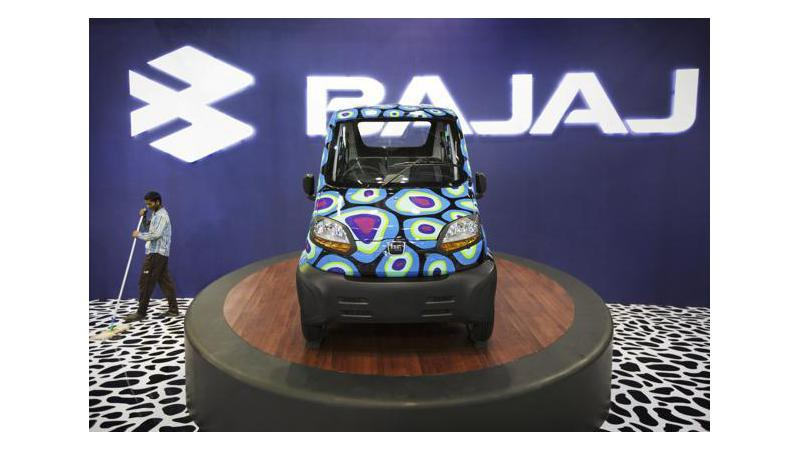 Bajaj Auto renames RE60 as    Qute   , company begins export to 16 countries