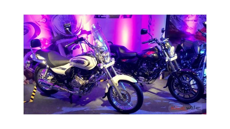 Bajaj Avenger Cruise and Avenger Street launched at Rs 92,954