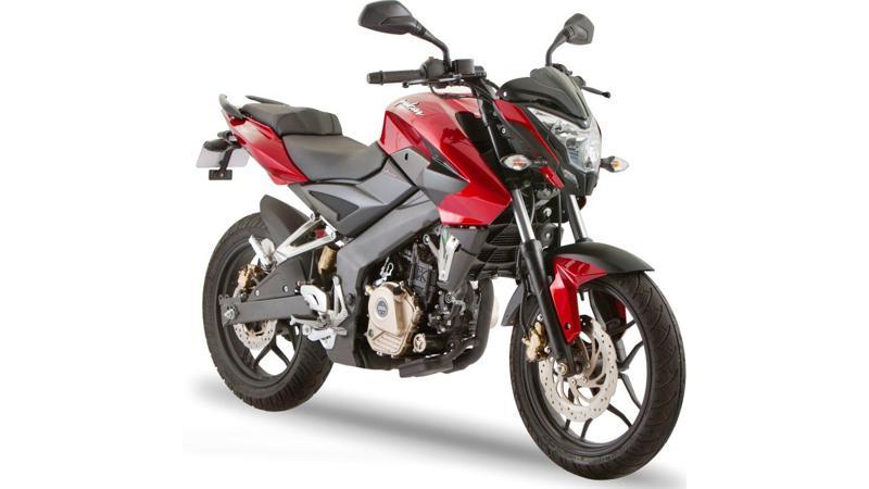Bajaj Pulsar 200NS: the most awarded bike in India
