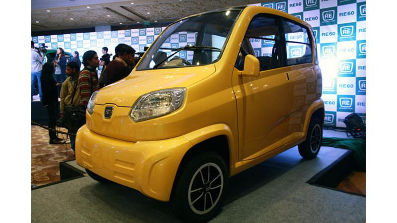 Bajaj RE60 Quadricycle - A good upgrade from motorbikes