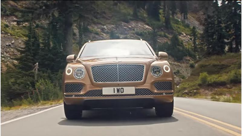 Bentley eyes diesel motor for the Bentayga