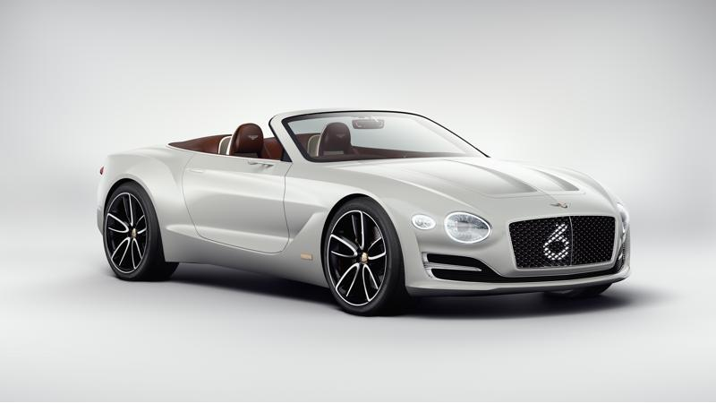 Geneva 2017: Bentley reveals the EXP 12 Speed 6e Concept