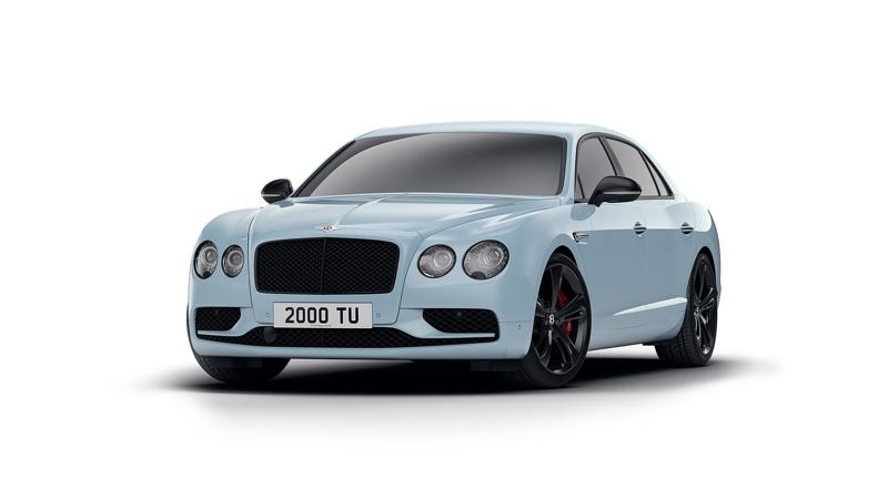 Bentley Flying Spur V8 S Black Edition details disclosed