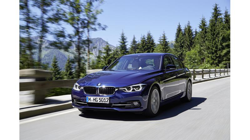 BMW 320d Edition Sport launched in India at Rs 38.60 lakhs