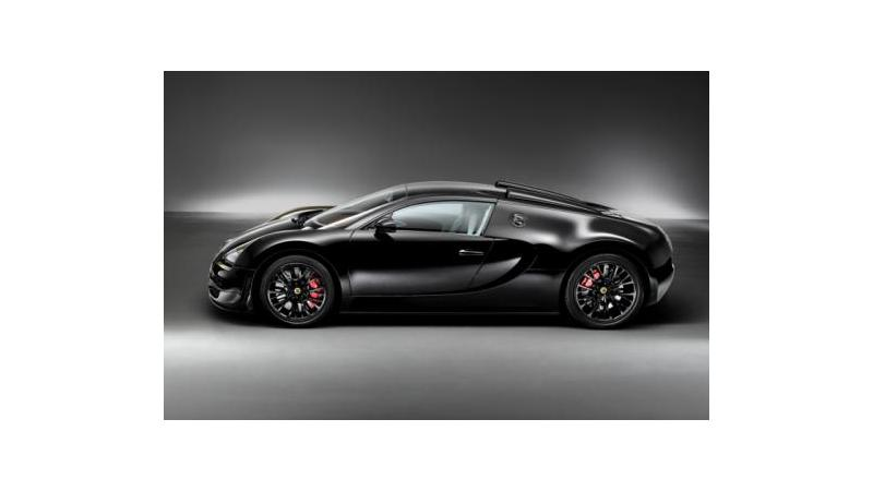 Successor to Bugatti Veyron could be launched with hybrid engine