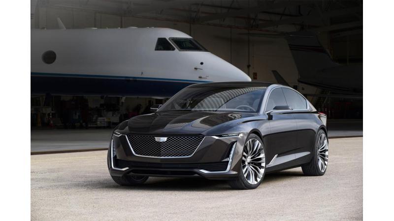 A rundown on the new Cadillac Escala Concept