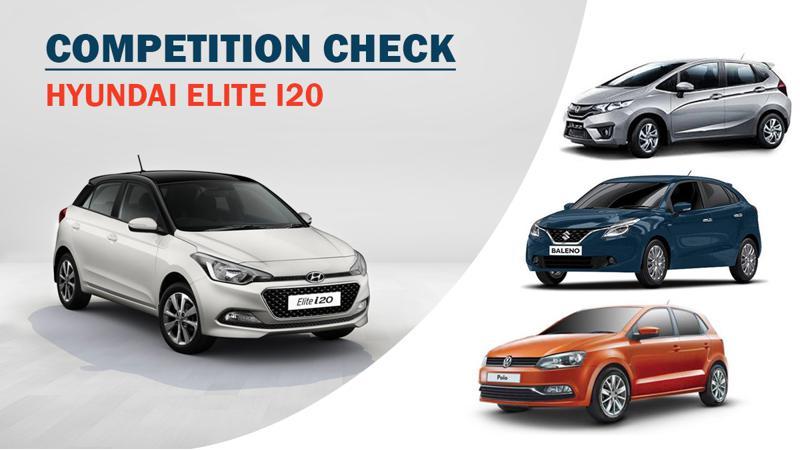 Competition Check Hyundai Elite i20
